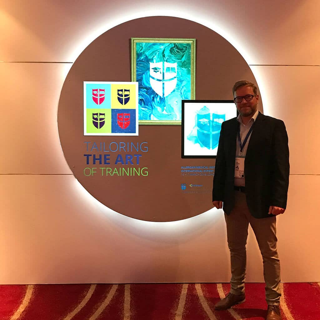 London Allergan Medical Institute International Expert Meeting 2018